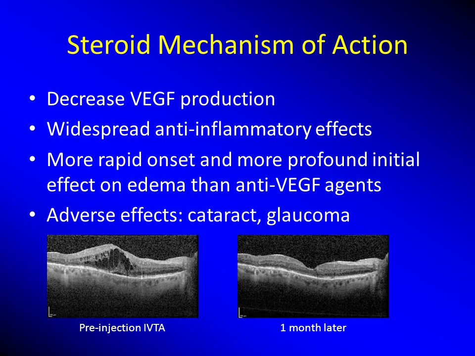 Steroid Mechanism of Action