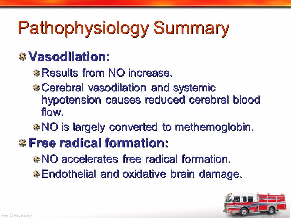 Pathophysiology Summary