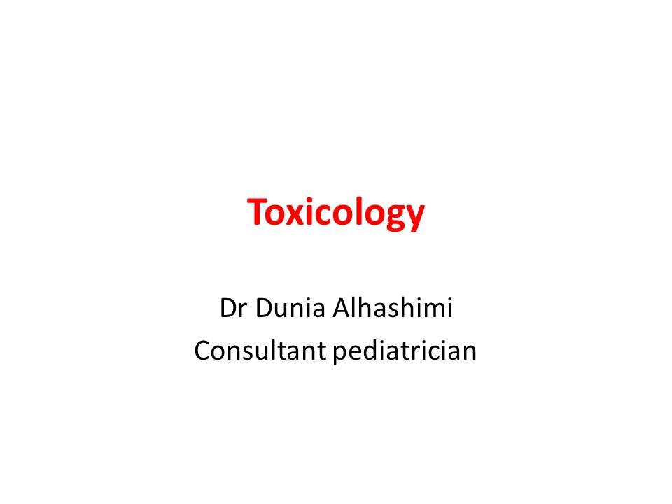 Dr Dunia Alhashimi Consultant pediatrician