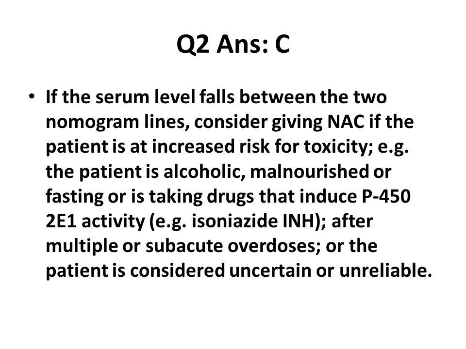 Q2 Ans: C