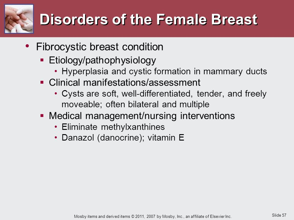 Disorders of the Female Breast