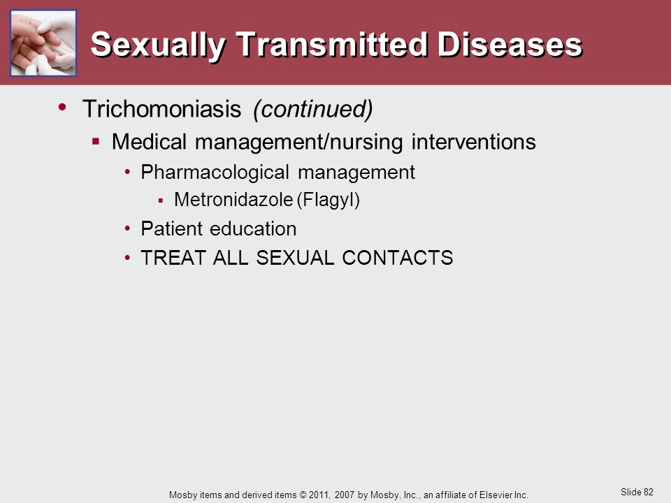 Sexually Transmitted Diseases
