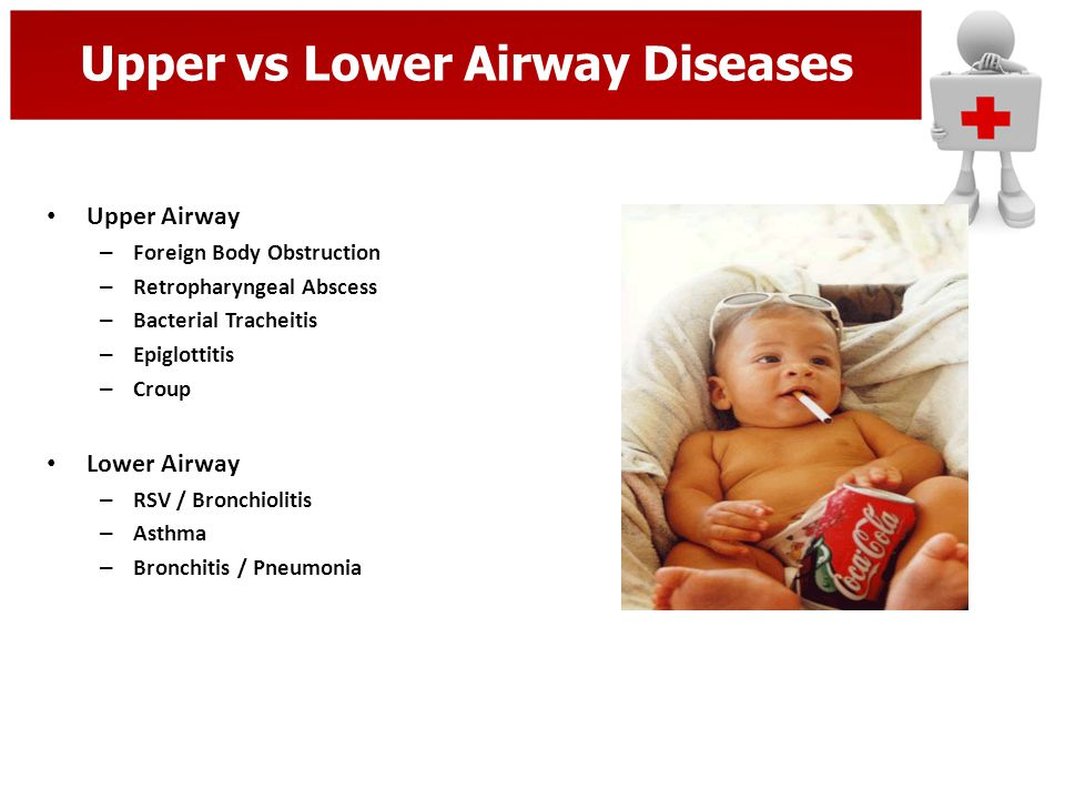 Upper vs Lower Airway Diseases