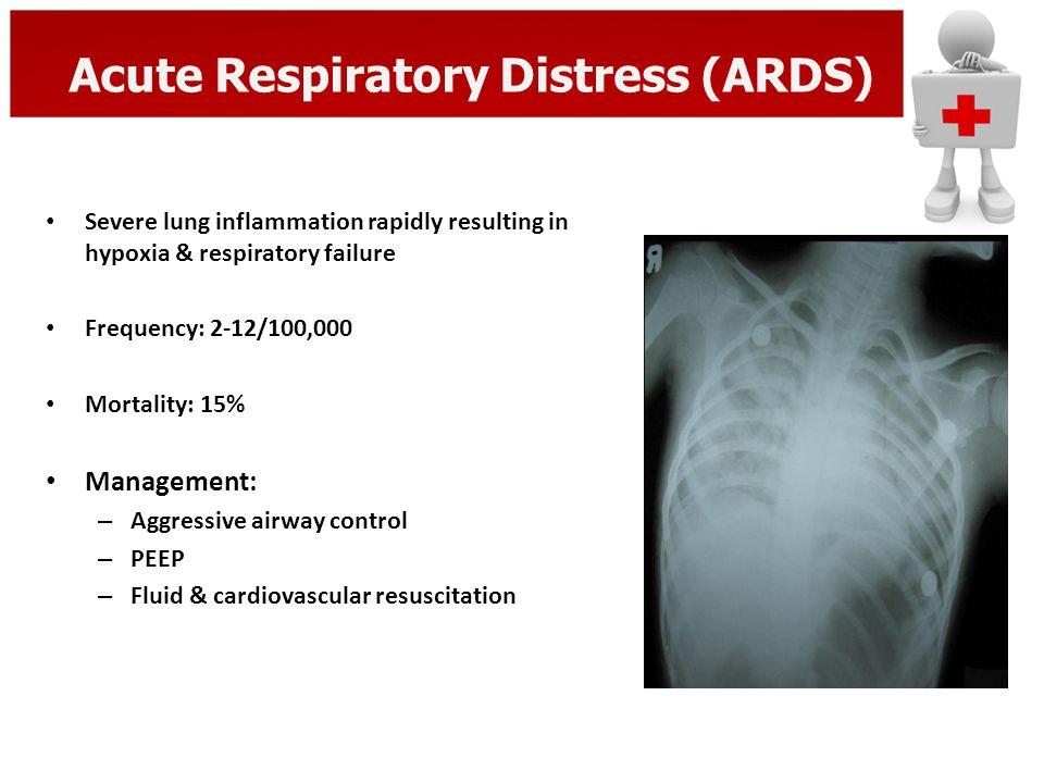 Acute Respiratory Distress (ARDS)