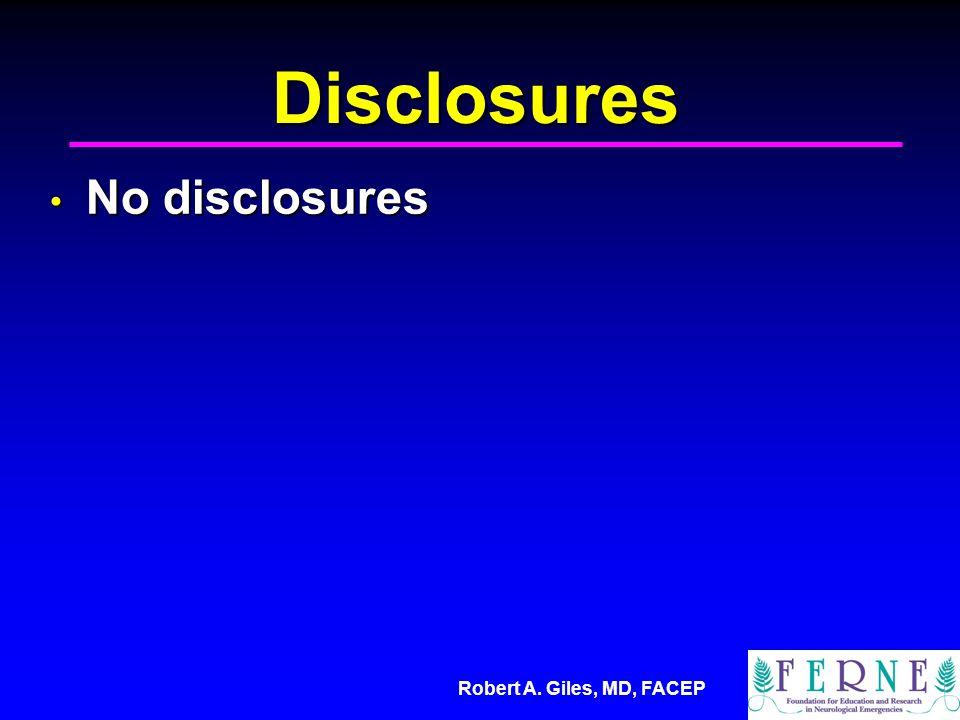 Disclosures No disclosures 54 2 54