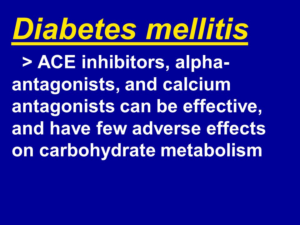 Diabetes mellitis
