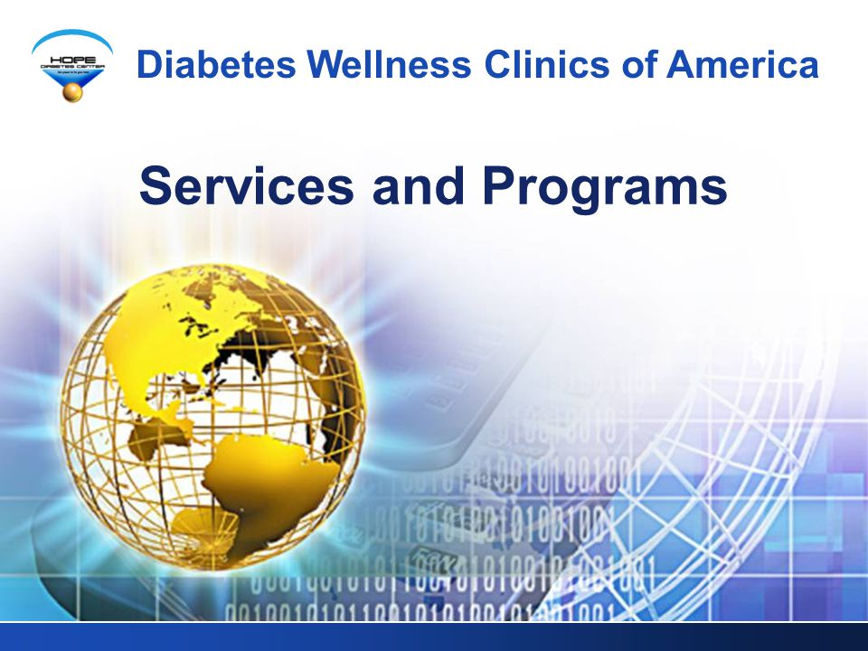 Diabetes Wellness Clinics of America