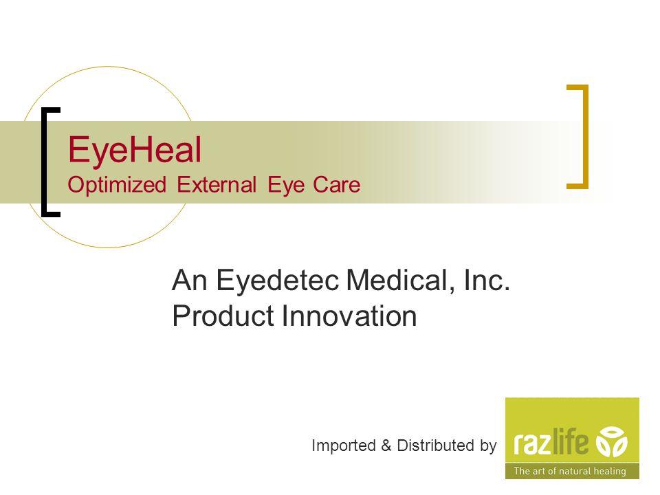 EyeHeal Optimized External Eye Care
