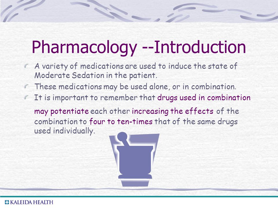 Pharmacology --Introduction
