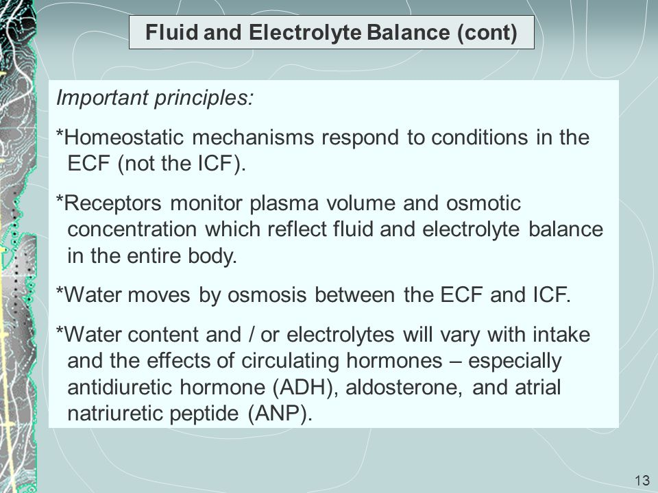 adh aldosterone extracellular fluid ecf balance Fluid balance here's a trick angiotensin ii stimulates aldosterone extracellular volume secretion from adrenal cortex fluids, electrolytes and acid-base balance.