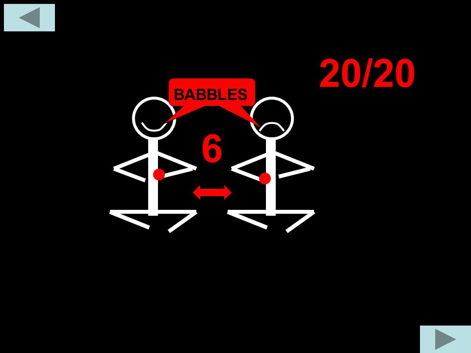 20/20 BABBLES 6