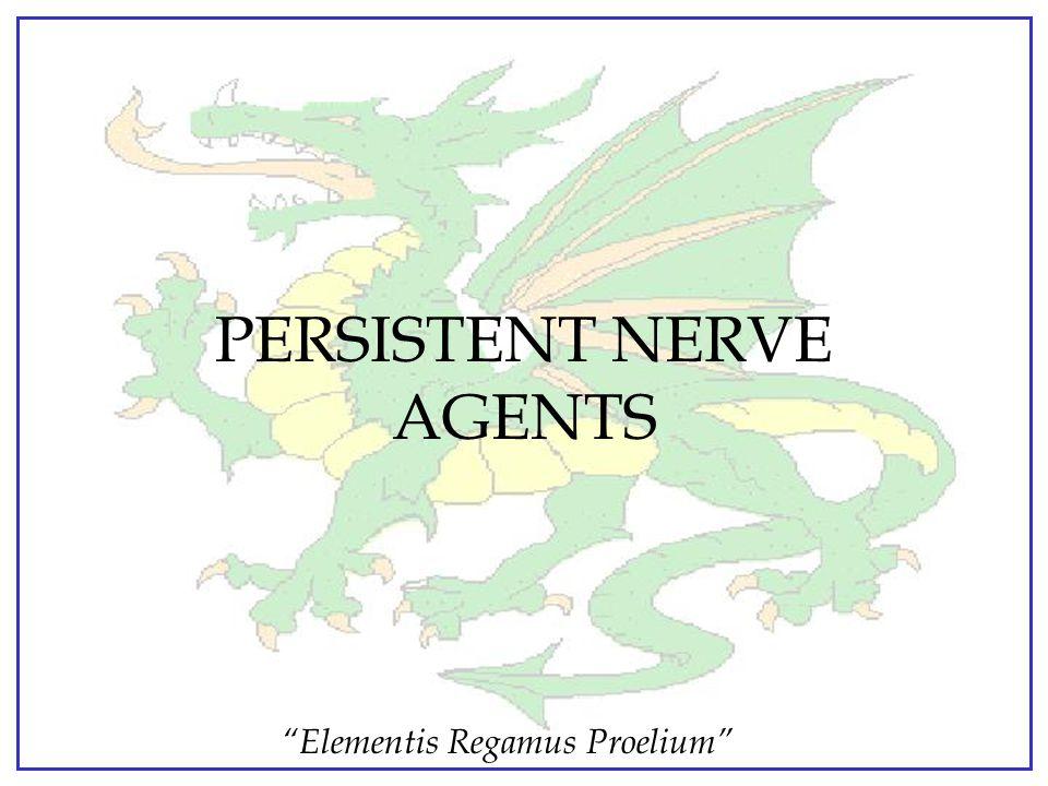PERSISTENT NERVE AGENTS