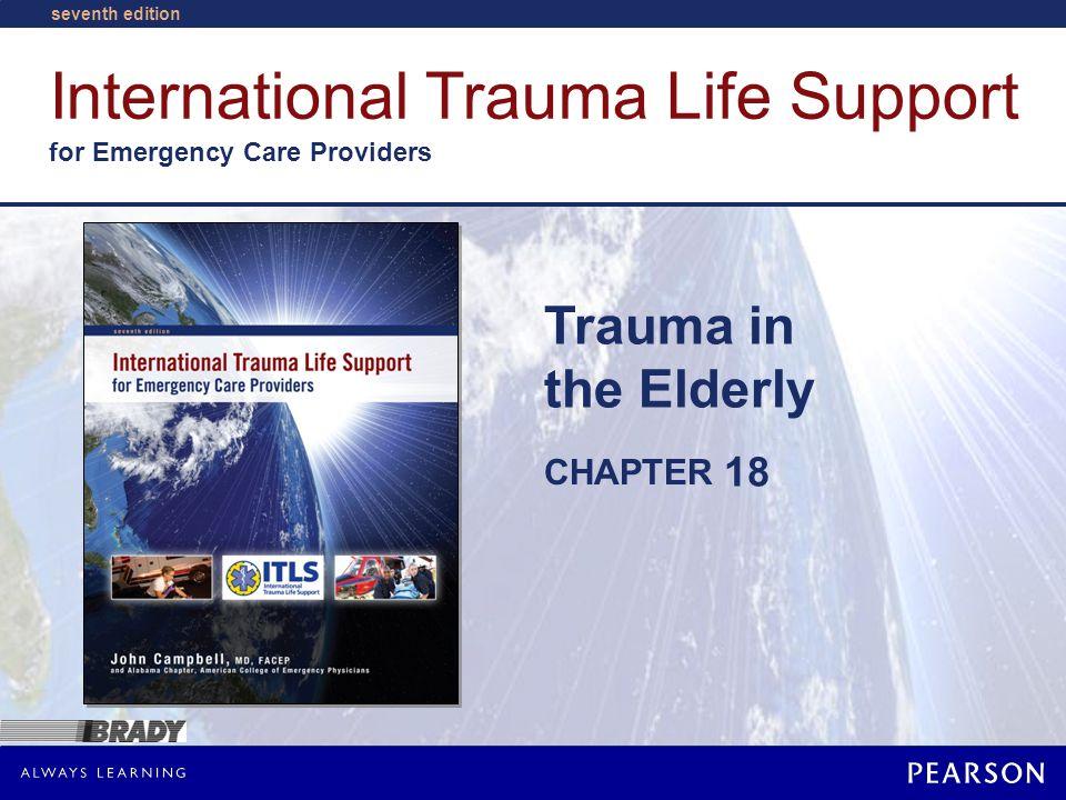 Trauma in the Elderly