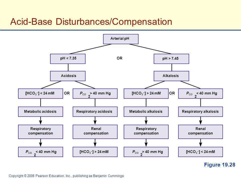 Acid-Base Disturbances/Compensation