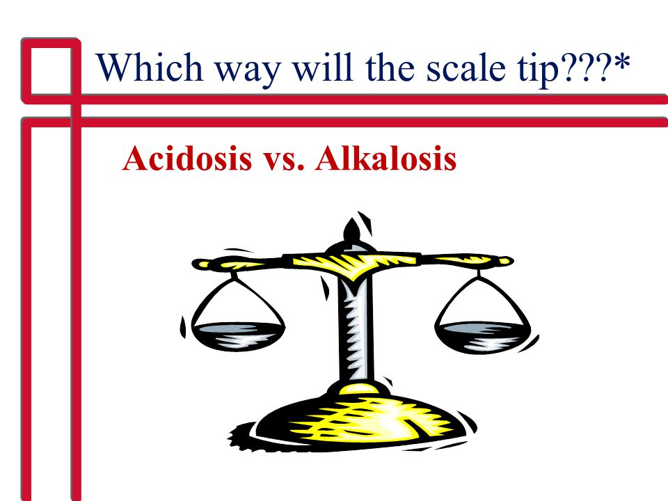 Which way will the scale tip *