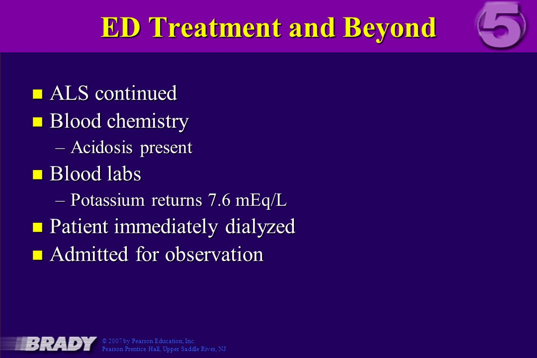 ED Treatment and Beyond