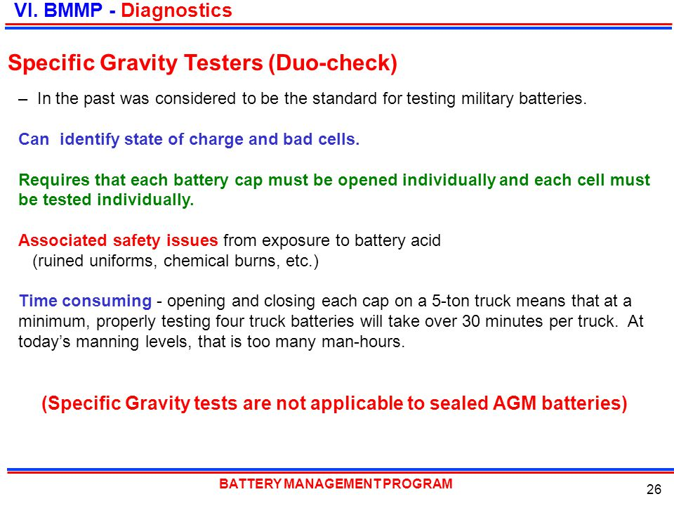 Specific Gravity Testers (Duo-check)