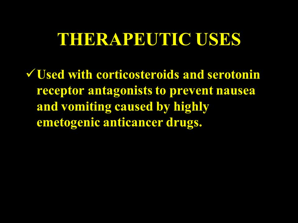 THERAPEUTIC USES