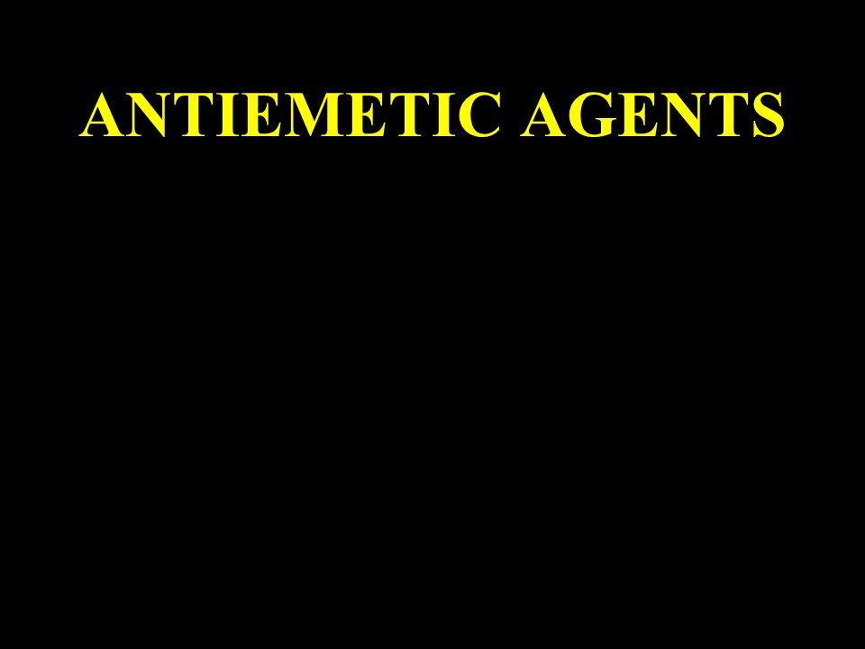 ANTIEMETIC AGENTS