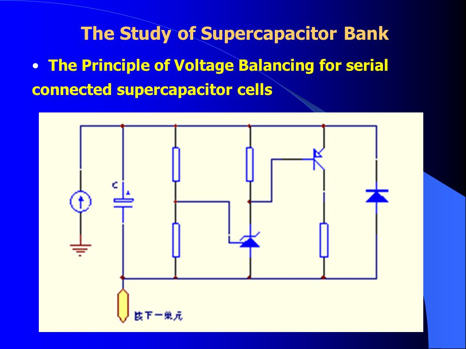 Capacitor Bank Working Principle on bridge rectifier circuit diagram ppt