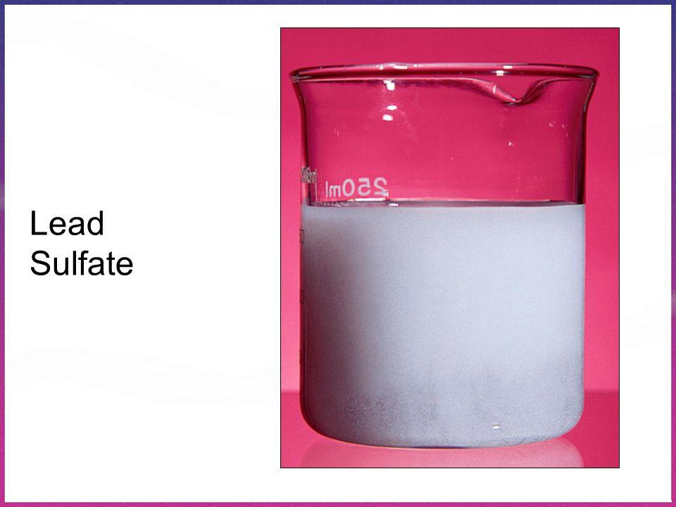 Lead Sulfate