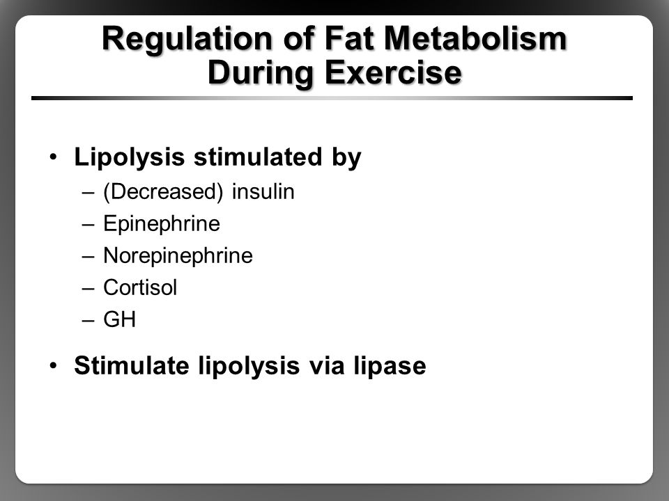 Hormones That Control Your Metabolism