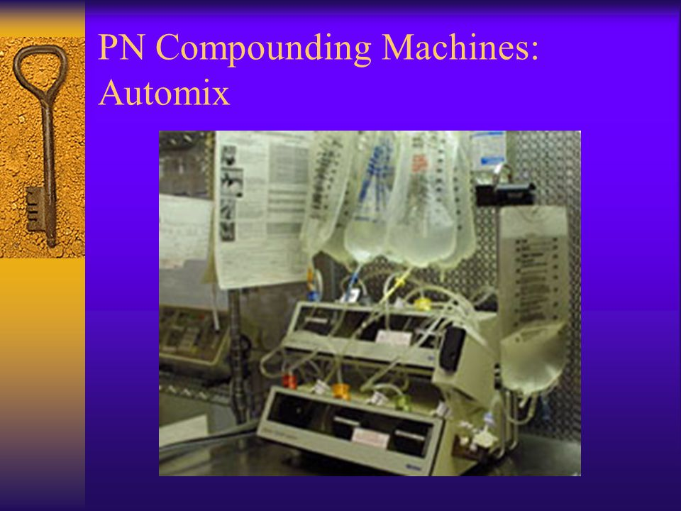 PN Compounding Machines: Automix
