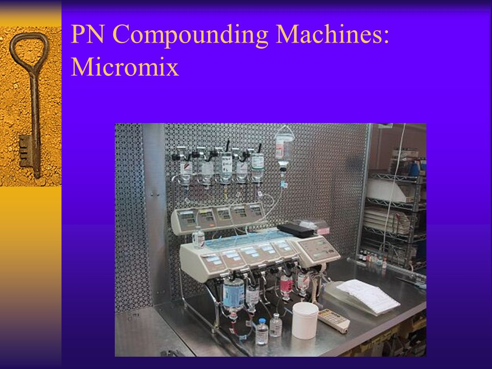 PN Compounding Machines: Micromix