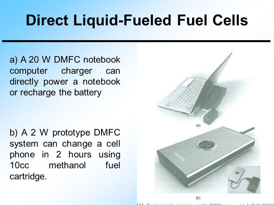 Direct Liquid-Fueled Fuel Cells