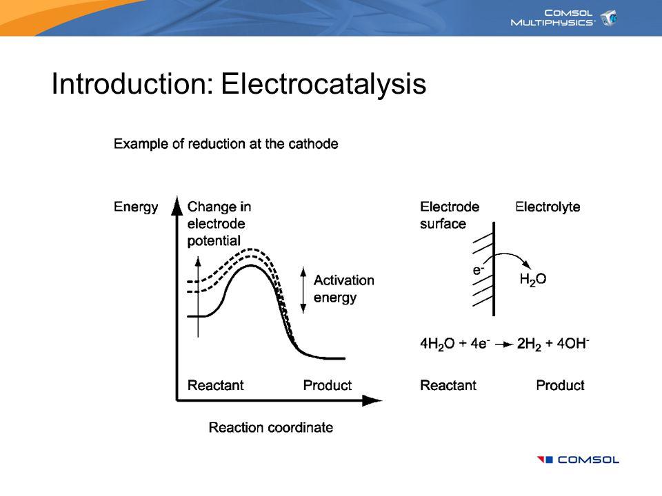 Introduction: Electrocatalysis