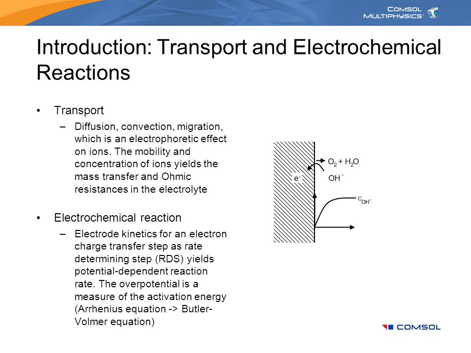 Introduction: Transport and Electrochemical Reactions