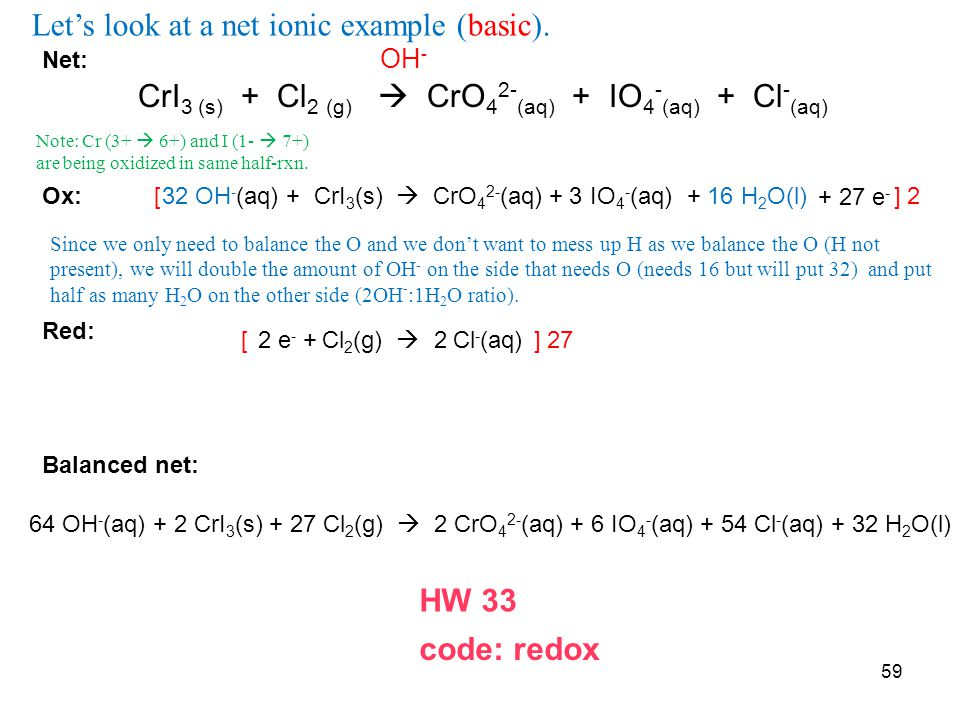 Let's look at a net ionic example (basic).