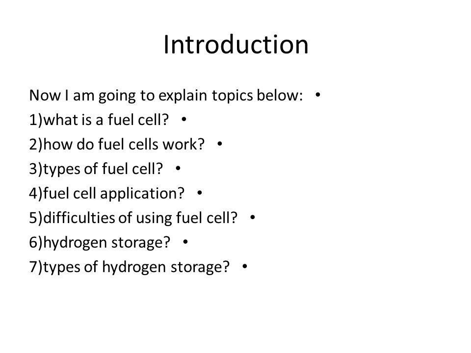 Introduction Now I am going to explain topics below:
