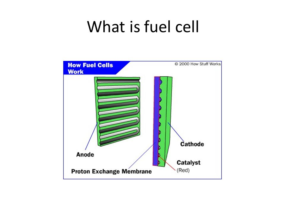 What is fuel cell