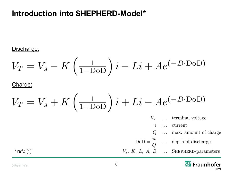 Introduction into SHEPHERD-Model*