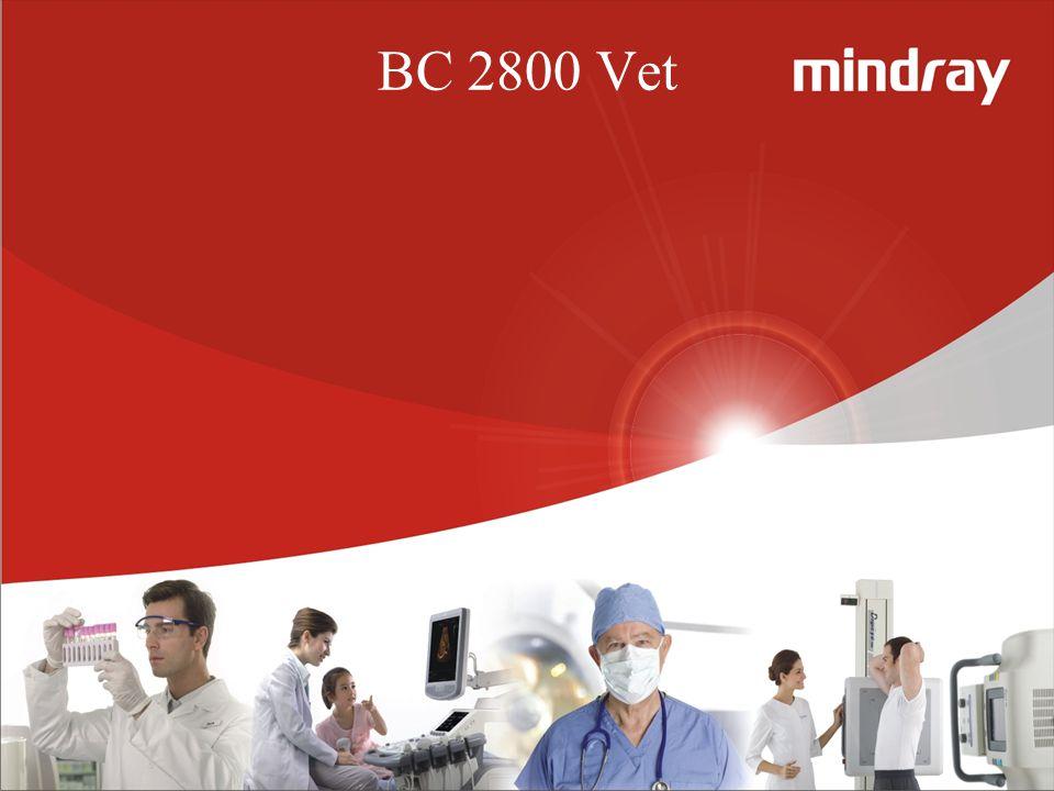BC 2800 Vet