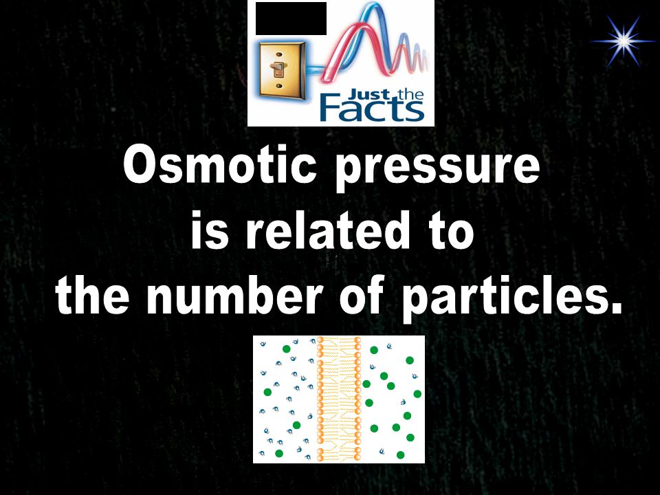 the number of particles.