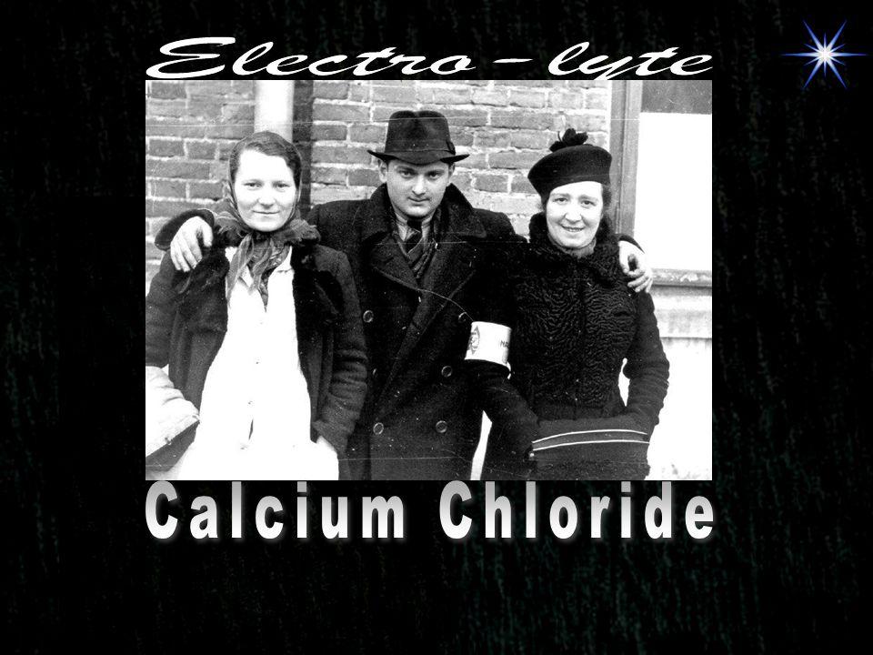 Electro-lyte Calcium Chloride