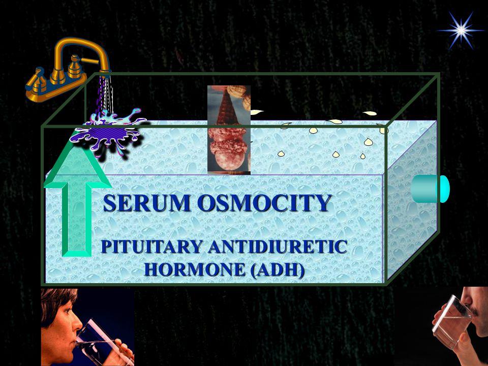 PITUITARY ANTIDIURETIC HORMONE (ADH)