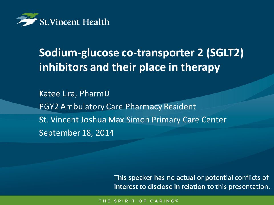 Sodium-glucose co-transporter 2 (SGLT2) inhibitors and their place in therapy