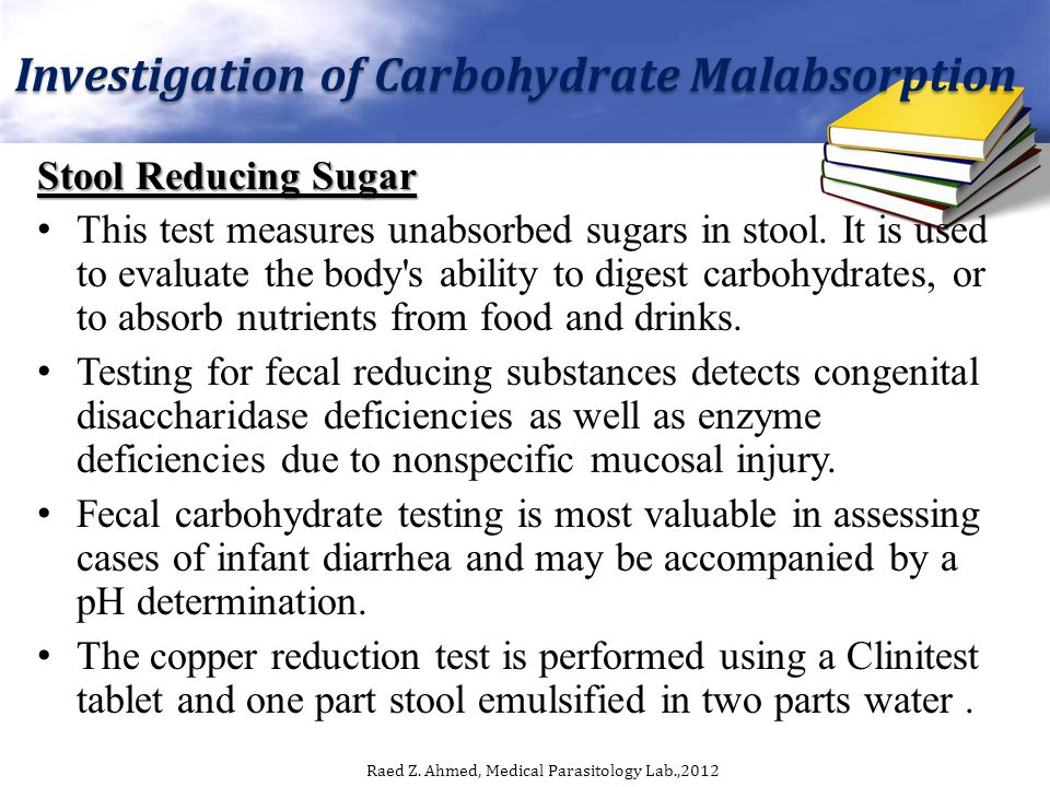 Investigation of Carbohydrate Malabsorption