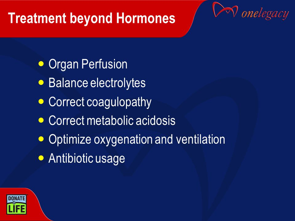 Treatment beyond Hormones