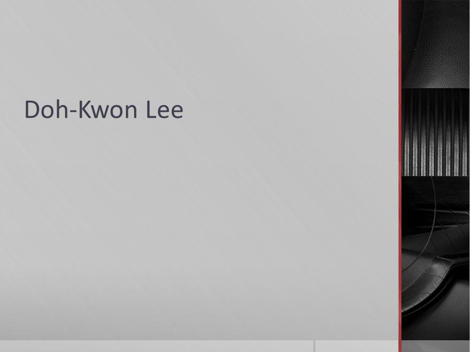 Doh-Kwon Lee
