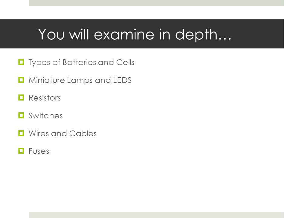 You will examine in depth…