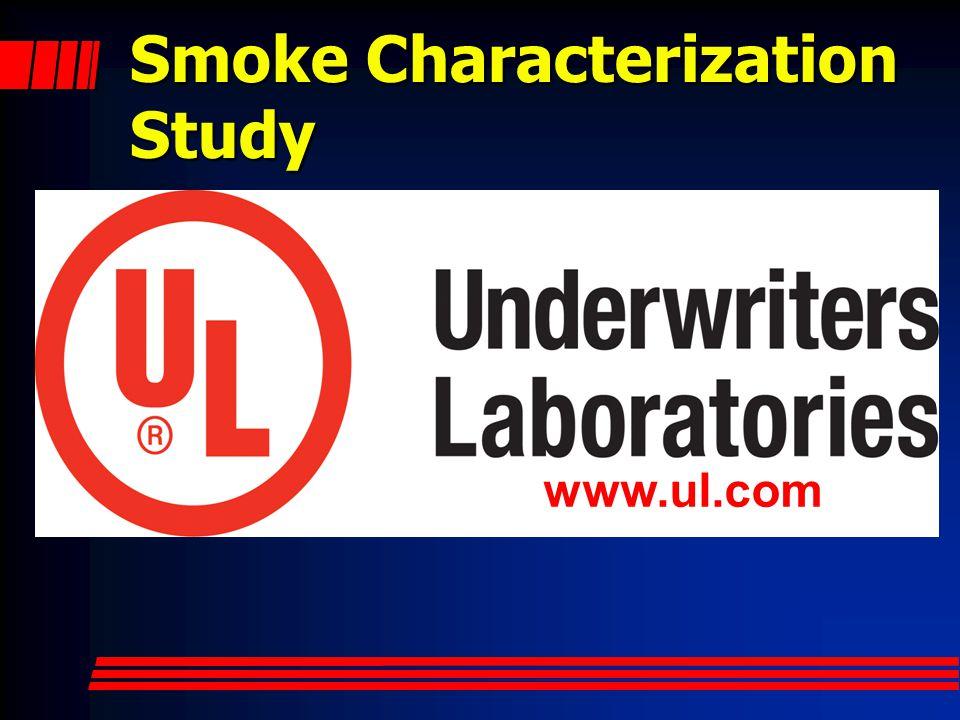 Smoke Characterization Study