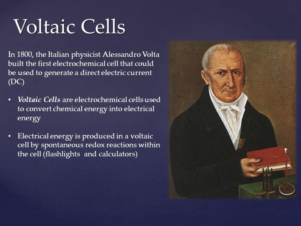 Voltaic Cells