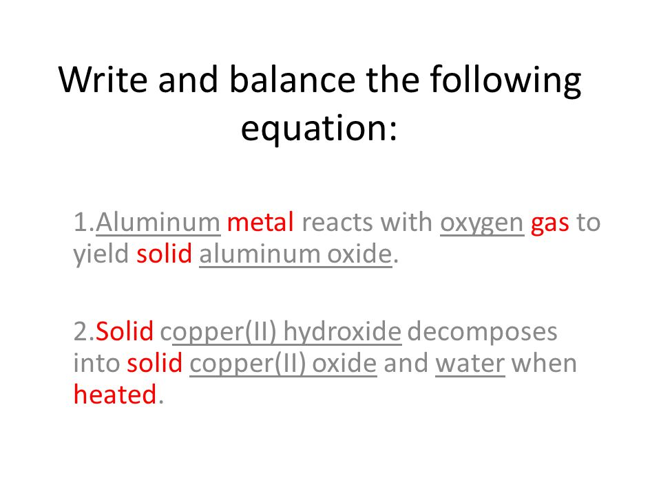 Aqueous hydrogen chloride reacts with oxygen gas to form chlorine gas and liquid water.?