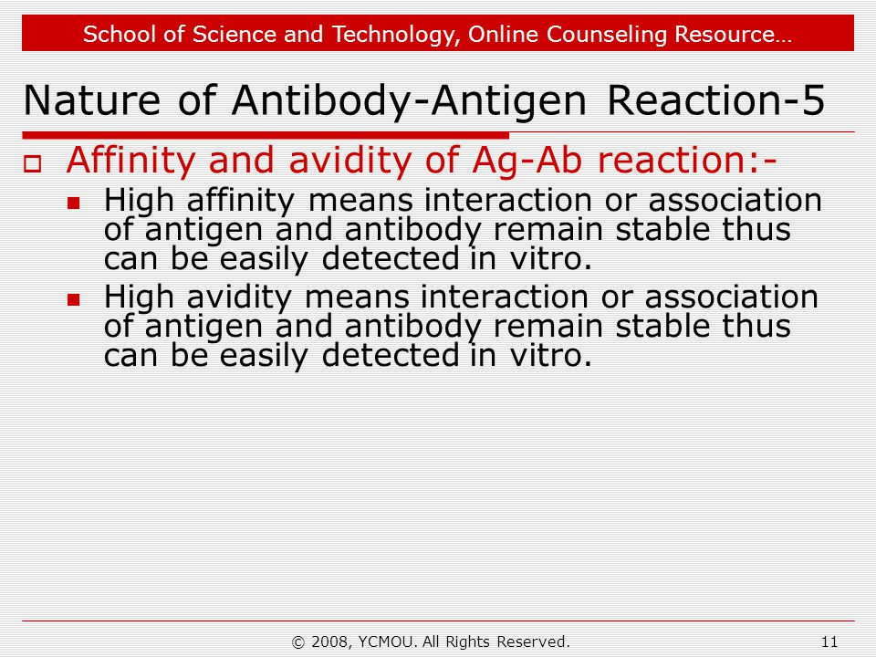 Nature of Antibody-Antigen Reaction-5