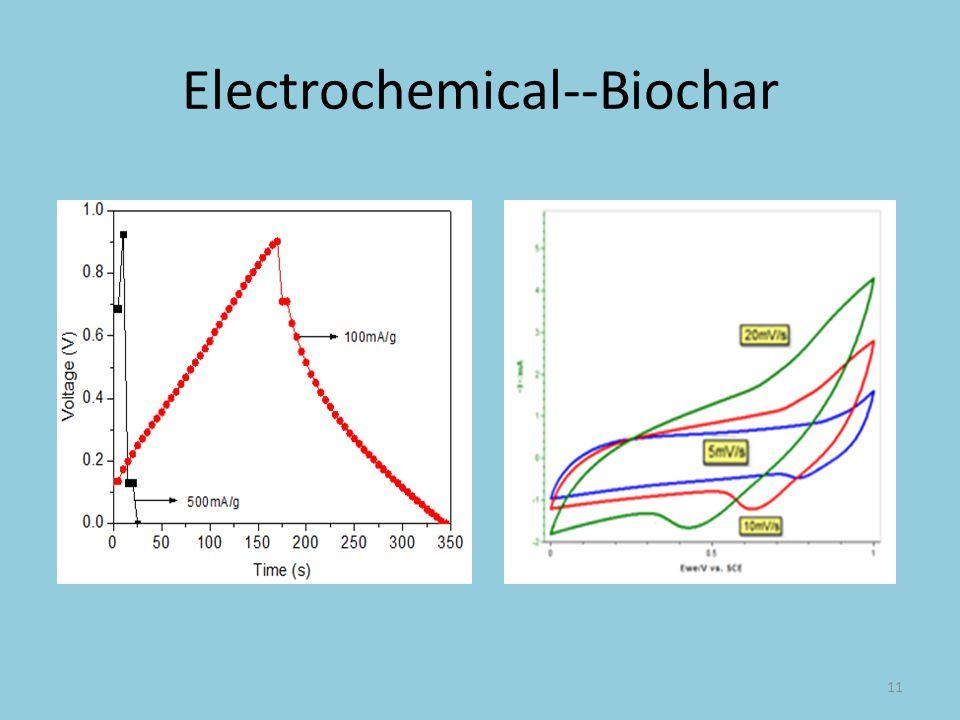 Electrochemical--Biochar
