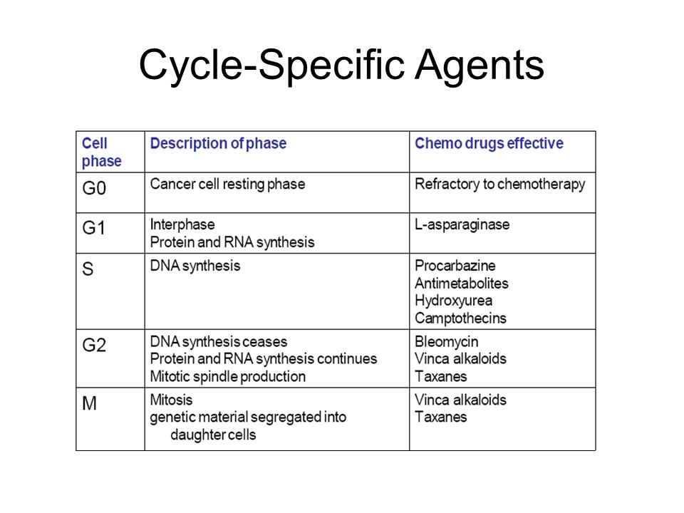 Cycle-Specific Agents